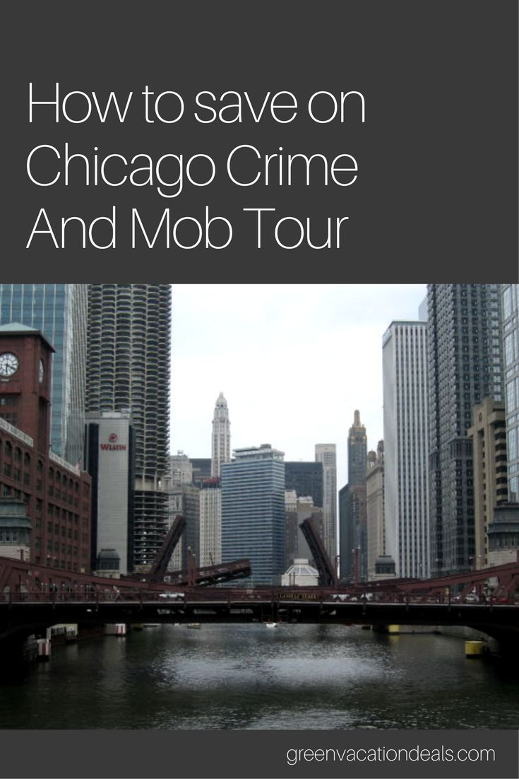 Learn about the darker side of Chicago on the Chicago Crime and Mob Tour! Great for planning things to do on your Chicago trip! Travel to Chicago's most crime related areas in Lincoln Park, Old Town, River North, the Loop & Gold Coast. View old mob haunts and get great photo ops! #visitchicago #Chicago #Travel #ChicagoTravel #travelideas