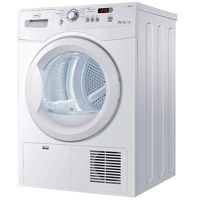 Haier HD70-79 Kondenstrockner Wäschetrockner B / kWh / 7 kg antibakteriell weiß