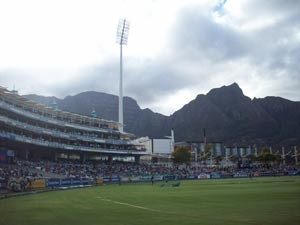 """Ever heard the saying """"Kelvin Grove End"""" when watching a game at Sahara Park, Newlands... THAT'S US! http://sacricketblog.com/cricket-statistics-newlands-cape-town/"""