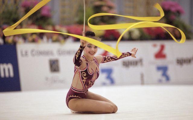 Alina Kabaeva/ Corbeil 99