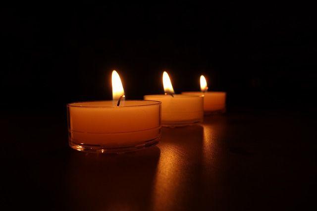 양초, 촛불, 빛, 왁 스, 촛대, 등심, 로맨스, 기분, 티 라이트, 분위기, 미러링, 도래