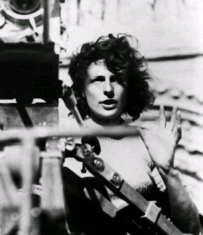 a biography of leni riefenstahl a german film director and actress From dancer to actress to film-maker to photographer to diver, she has excelled  in each  her life and has been the subject of many books, articles, and films,  leni  angelika taschen studied art history and german literature in heidelberg, .