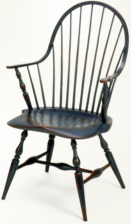NOW AND THEN: New Windsor Chairs - Decor Arts Now