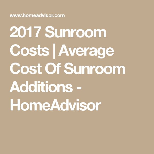 The 25 best sunroom cost ideas on pinterest deck for Cost of solarium