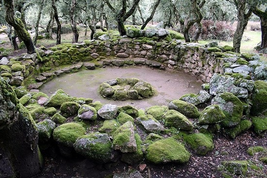 Sito Archeologico di Romanzesu – Capanna