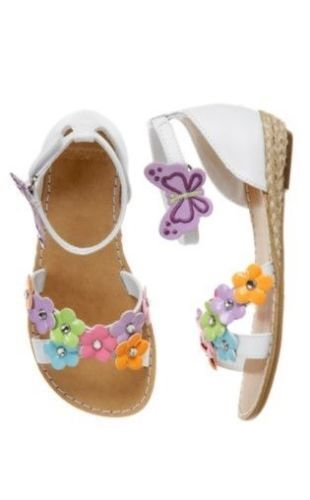 Gymboree summer sandals shoes U CHOOSE girls toddler youth | eBay