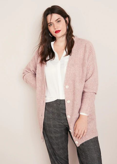 Cardigans and sweaters Large sizes | OUTLET France