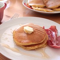 No Eggs or Milk. Homemade Pancake Batter Mix