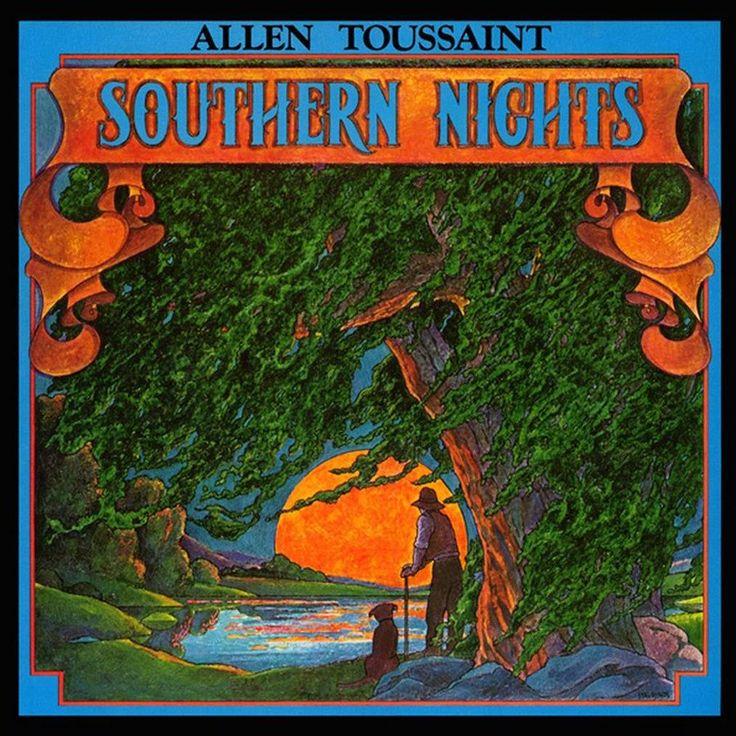 Allen Toussaint - Southern Nights on 180g LP