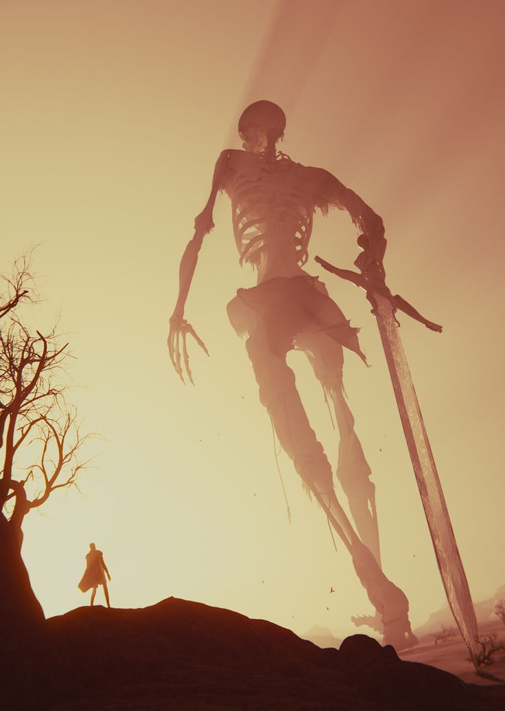 Watcher of the Ancients by Bjarke Pedersen | Fantasy | 2D | CGSociety