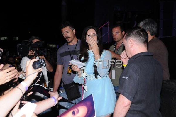Η εντυπωσιακή εμφάνιση της Lana Del Rey στο Rockwave! Το TLIFE ήταν εκεί - Tlife.gr