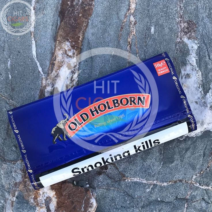 Hand Rolling Tobacco Old Holborn Original (Blue 50g) (With