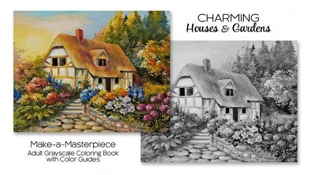 Grayscale Coloring Books Grayscale Coloring Books Grayscale Coloring Coloring Books