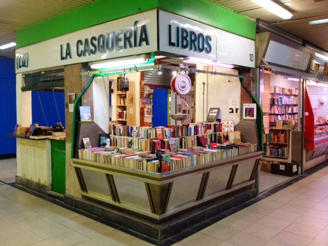 Mercado de San Fernando de Lavapiés