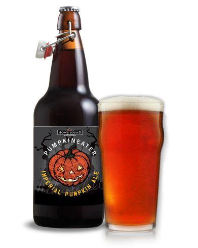 Howe Sound Pumpkin Eater is my favourite of all the Pumpkin Brews