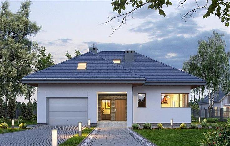 Projekt domu E-158