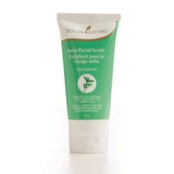 Are young living essential oil mint facial scrub agree, useful