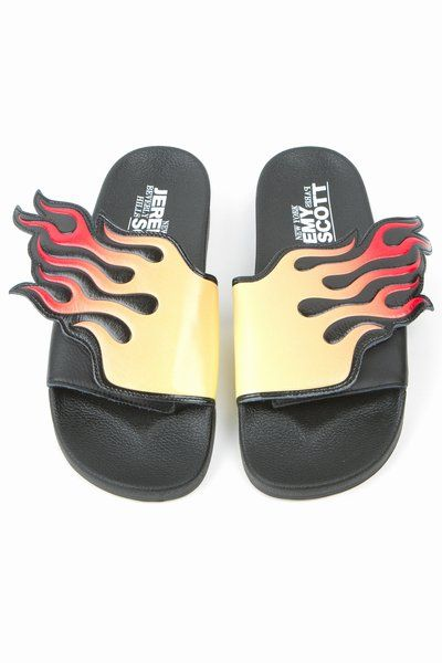 jeremy scott adidas slides