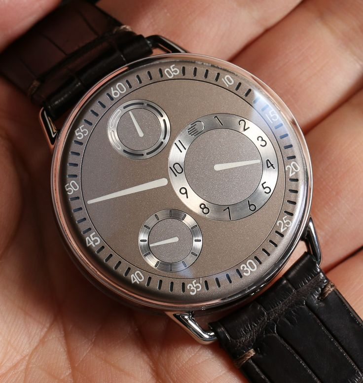 17 best images about ressence watches on pinterest a small orange the mechanic and built ins for Ressence watches