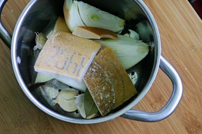 Why You Should Always Save Parmesan Rinds « Food Hacks