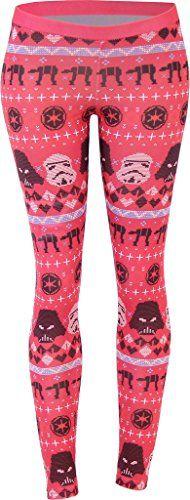 Star Wars Ugly Christmas Pattern Red Leggings (Juniors Medium) Star Wars http://www.amazon.com/dp/B015G9URZM/ref=cm_sw_r_pi_dp_9Wkswb17F7TWN
