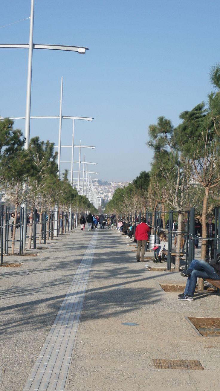 New seafront, Thessaloniki