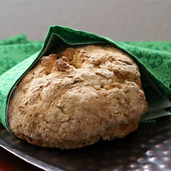 Irish Soda Bread (Gluten Free) | biscuits and savory breads | Pintere ...