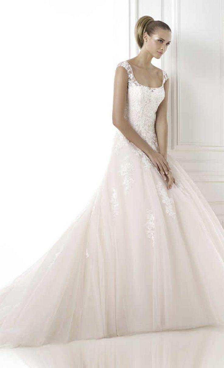 164 besten Pronovias Bilder auf Pinterest | Hochzeitskleider ...