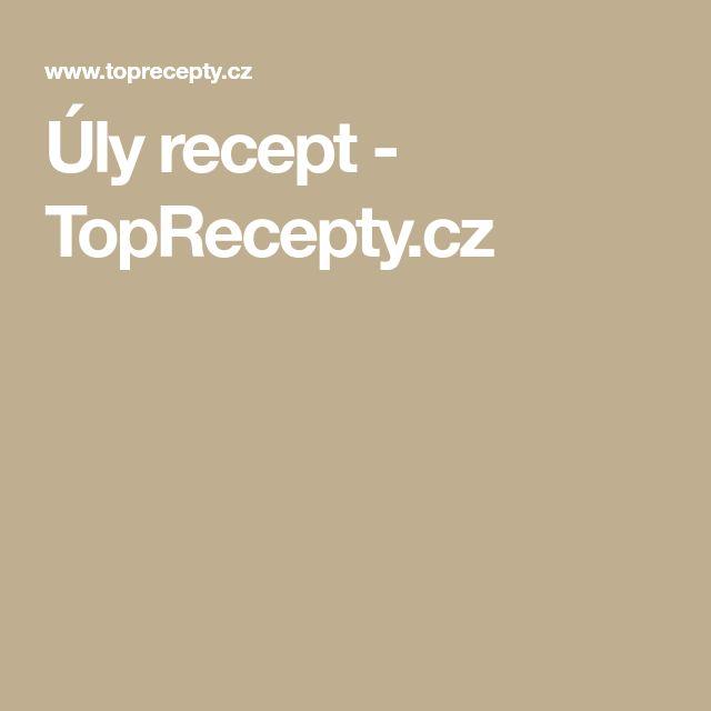 Úly recept - TopRecepty.cz