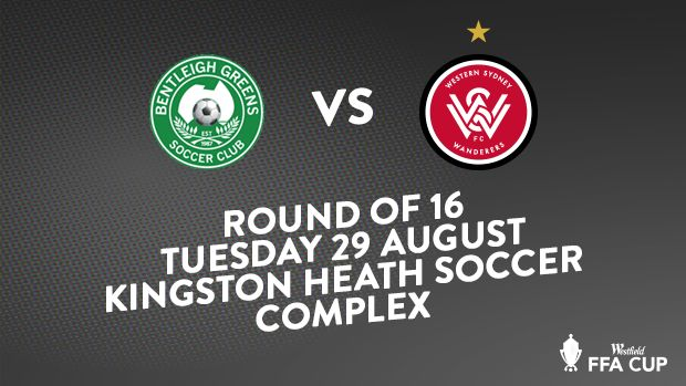 Tuesday 29.08.17 FFA Cup Round of 16 in Melbourne