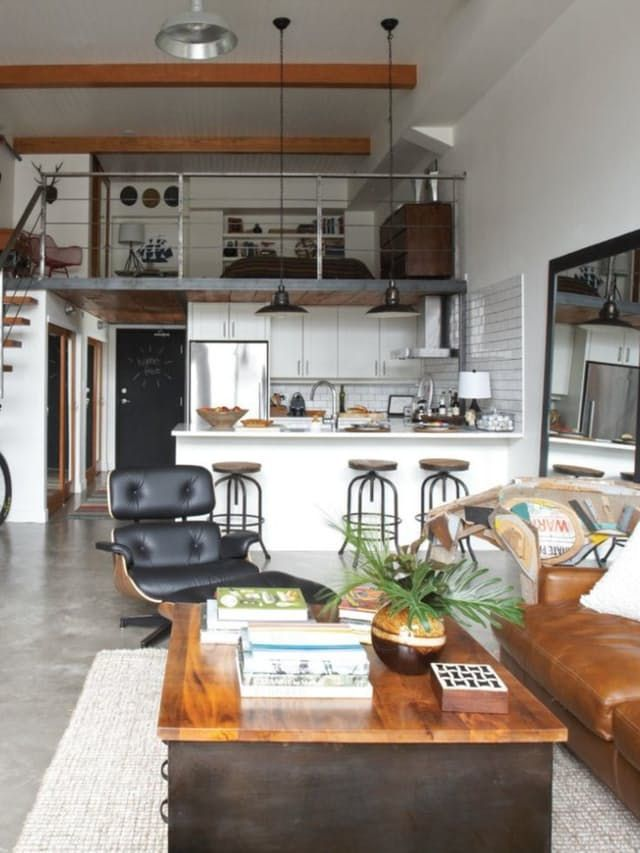 Discover Your Home's Decor Personality: Warm Industrial Inspirations | Apartment…
