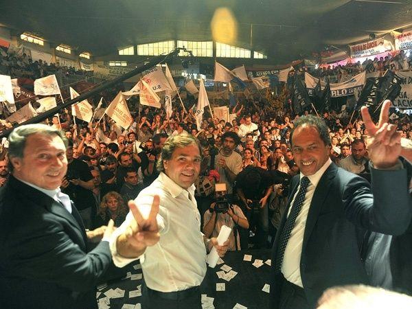 @revistalatecla: #Scioli2015 gana territorio desde los HCD