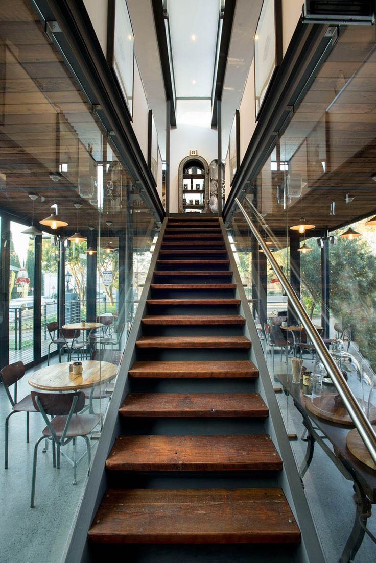 best 20 container coffee shop ideas on pinterest container cafe have a look around this coffee shop and showroom built with shipping containers
