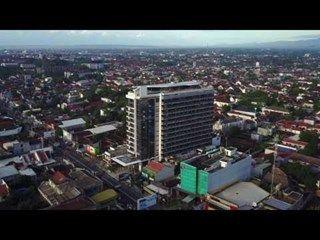 Gedung Apartemen Uttara The Icon Yogyakarta