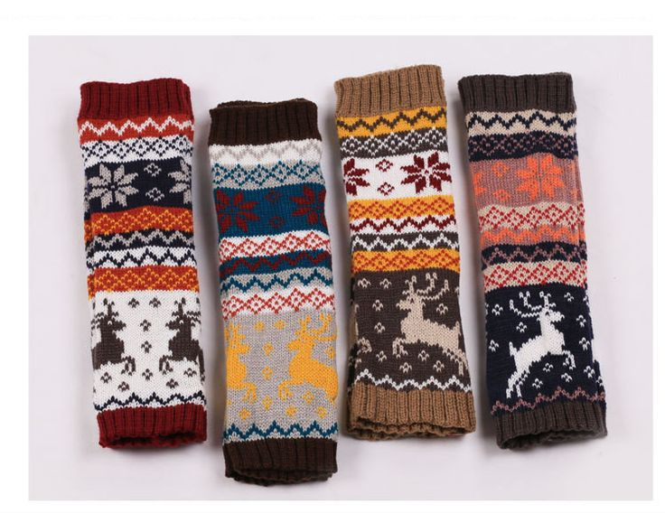 Knitted Arm Warners