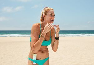 Bump, Set, Spike with Kerri Walsh Jennings!