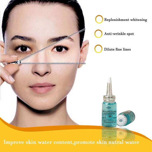 Hot Brand Pucomary Hyaluronic Acid liquid essence Serum Cream anti-wrinkle moisturizing  firming Makeup