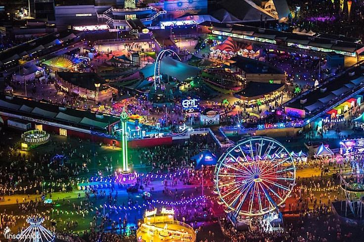 "18.7k Likes, 208 Comments - Electric Daisy Carnival (@edc_lasvegas) on Instagram: ""Follow us down Rainbow Road.  #StreetsofEDC #EDCLV2017"""