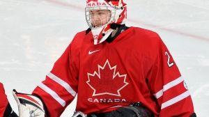 Benoit St-Amand, sledge hockey