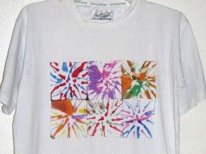t-shirt painting - Hľadať Googlom