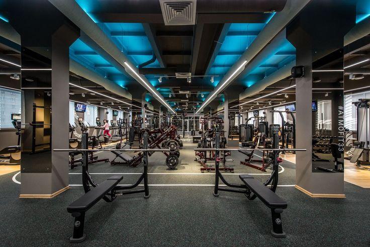 Large Gym Home Gym Design Gym Interior Gym Design