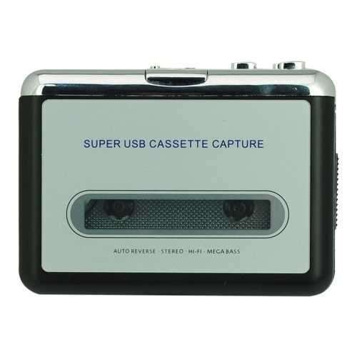 Portable Tape to PC Super USB Cassette-to-MP3 Converter Capture - Buy The Way