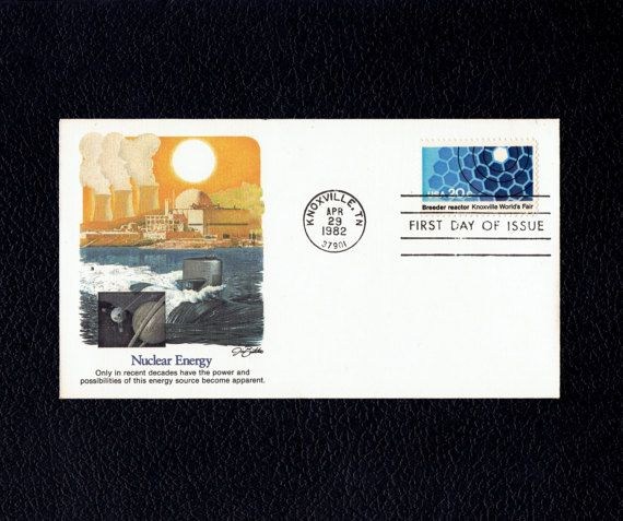 US 2009 Knoxville World Fair: Nuclear Energy  Apr 29 1982 Knoxville KY First Day Cover  Scott's US 2 #usstamps #firstdaycovers #freeshippingusa