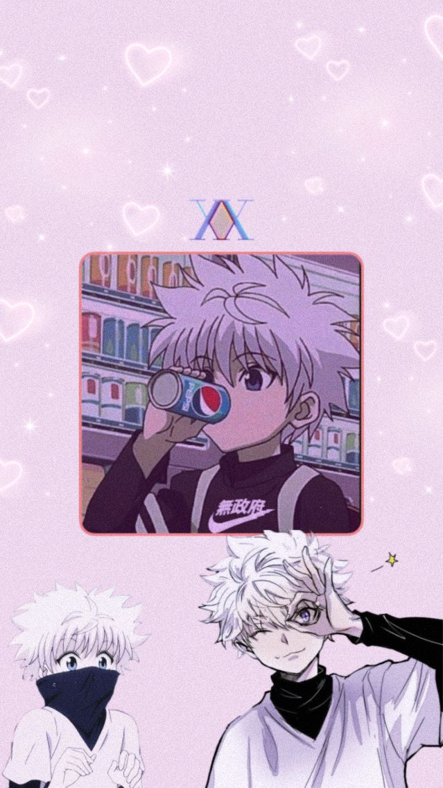 Killua Wallpaper Anime Wallpaper Cute Anime Wallpaper Anime Wallpaper Iphone
