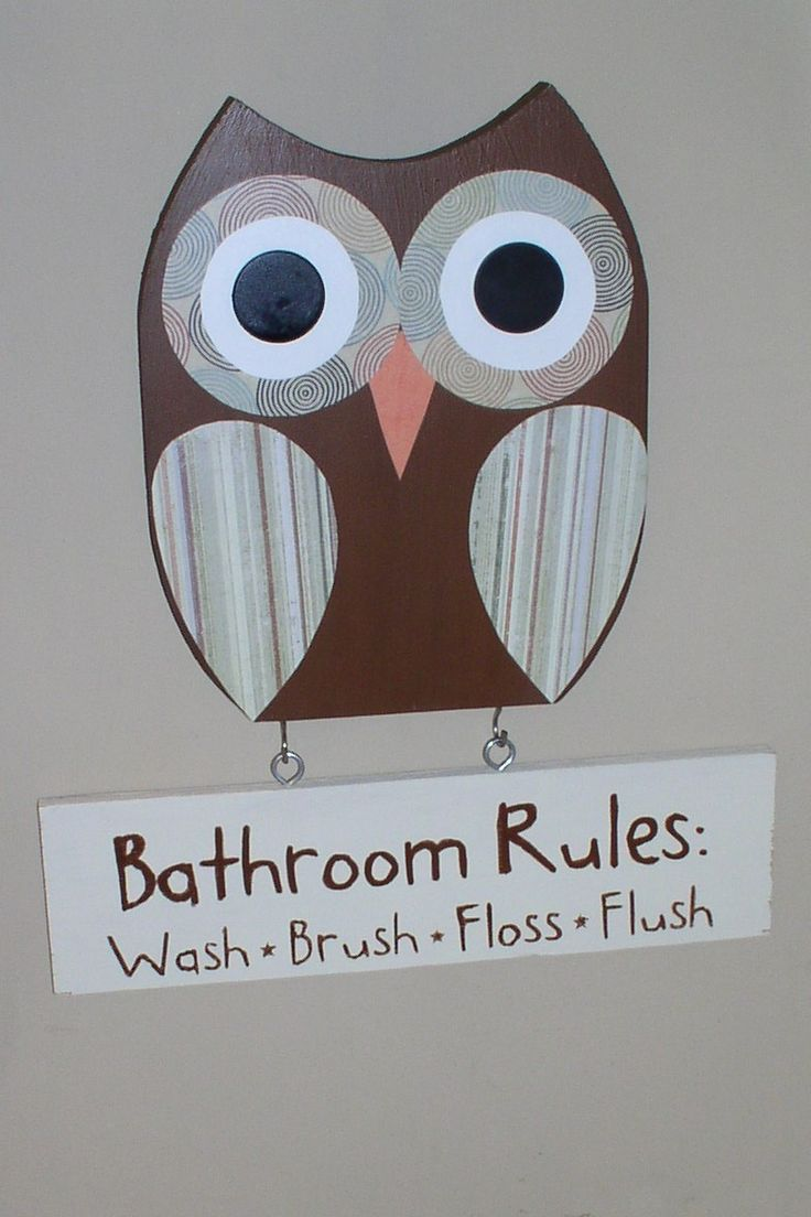 Bathroom Design Rules : Best ideas about owl bathroom decor on kid