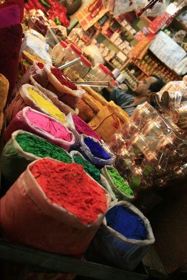 old market, Bangalore, India