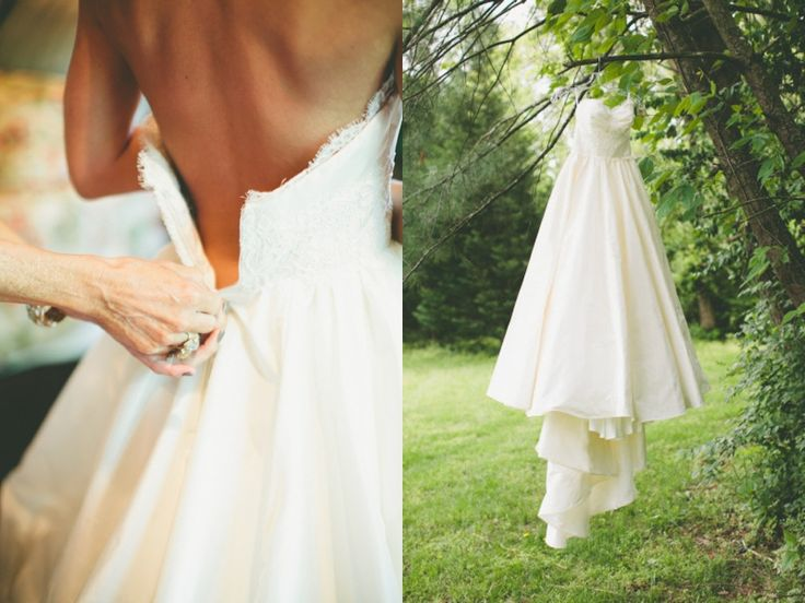 Southern Country Wedding in Nashville, Tn