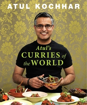 Michelin Star Indian chef Atul Kochhar at the Fest of Asian Lit on 11 May