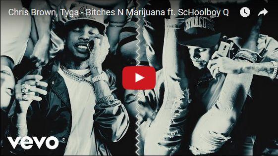 Watch: Chris Brown, Tyga - Bitches N Marijuana ft. ScHoolboy Q See lyrics here: http://chrisbrown-lyrics.blogspot.com/2016/11/bitches-n-marijuana-lyrics-chris-brown.html #lyricsdome