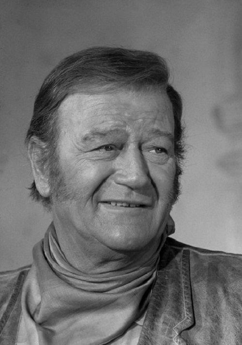 estrellas hollywood - 1969: John Wayne